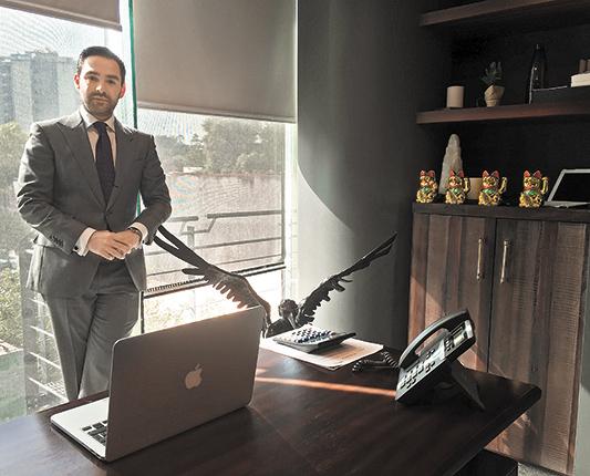 Manuel Garza Fernández, CEO de Prowell Media Group.