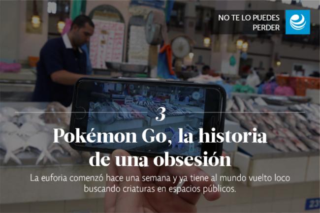 Pokémon Go, la historia de una obsesión