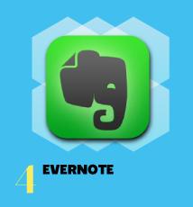 5 apps para trabajo en equipo