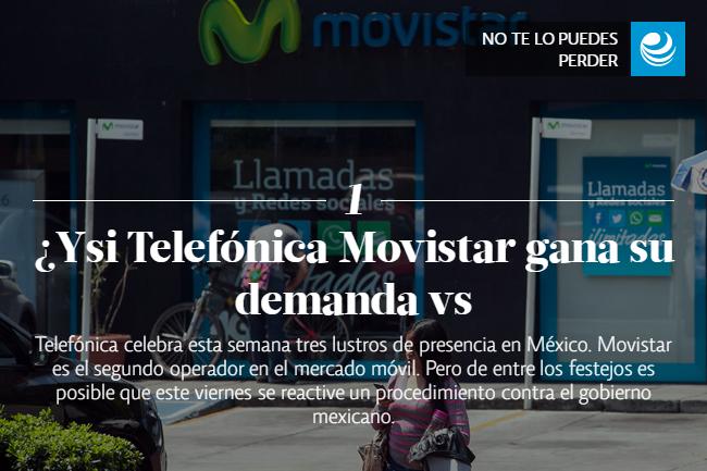 ¿Y si Telefónica Movistar gana su demanda vs