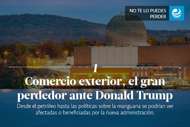 Comercio exterior, el gran perdedor ante Donald Trump