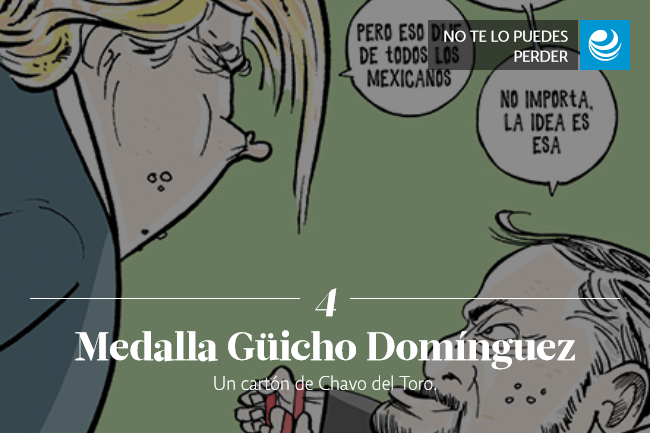 Medalla Güicho Domínguez