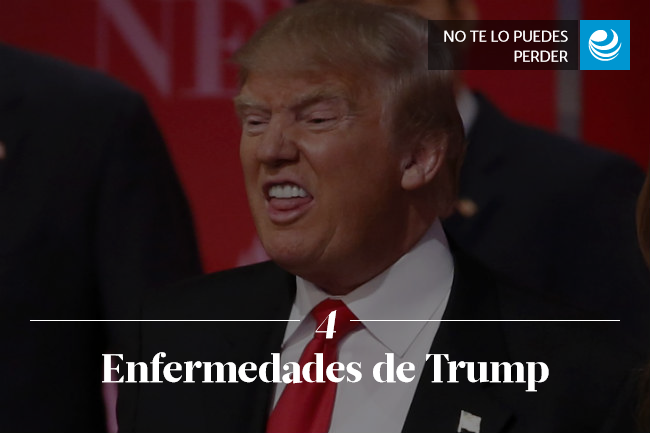 Enfermedades de Trump