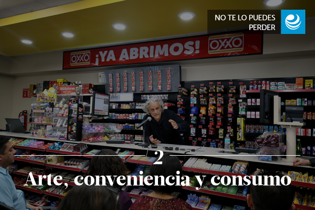 Arte, conveniencia y consumo