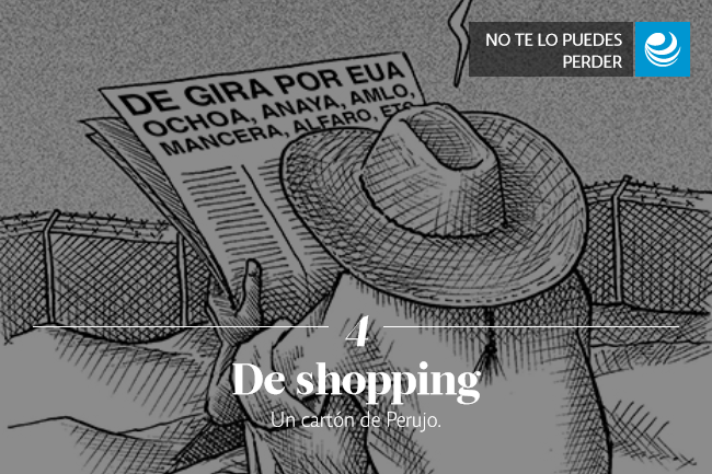 De shopping