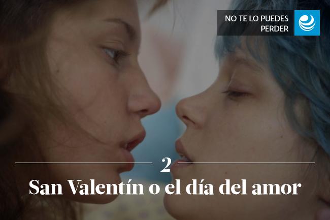 San Valentín o? el día del amor
