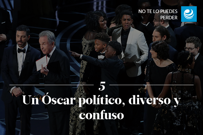 Un Óscar político, diverso y confuso