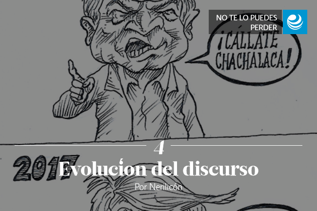 Evolucio?n del discurso