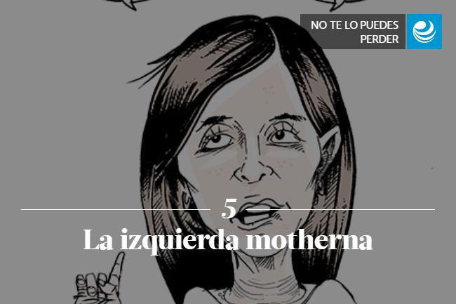 La izquierda motherna