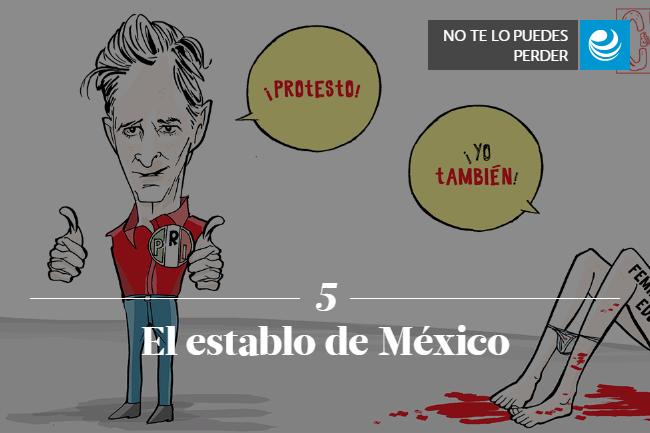 El establo de México
