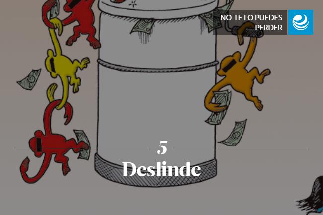 Deslinde