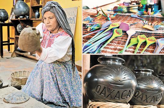 Oaxaca historias de artesanos